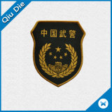 Velcro on Durable Fabric Military Patches for Uniform