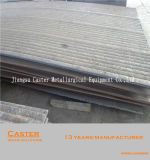 High Chromium Carbide Overlay 4 Over 6 Hardfacing Wear Plate for Cement Equipment