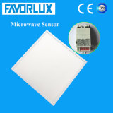 Microwave Sensor LED Panel Light 595*595 40W