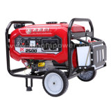 2kw Side Battery Gasoline Generator with CE Ciq Soncap (2500DC)