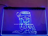 Custom Acrylic LED Advertising Board