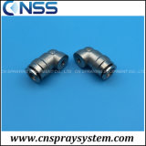 Coupling Fitting Push Lock Elbow for Misting System
