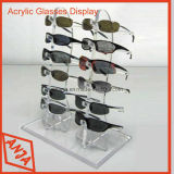 Unique Acrylic Sunglasses Display Shelf