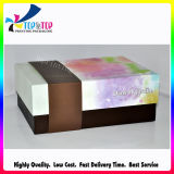 Factory Wholesale Square Customized Paper Box with Embossing
