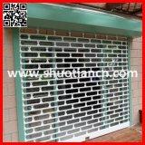 Shopfront Aluminum Roller Grill Door (ST-003)