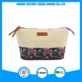 Wholesale Cheap Canvas Cosmetic Bag, Women Travelling Drawstring Cosmetic Bag