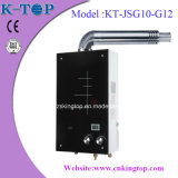 Turbo Type Gas Water Heater White Coating Panel with CE