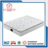 Bamboo Fabric Memory Foam Spring Mattresss