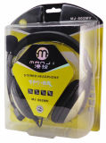 Stereo Headphone (MJ-802MV)