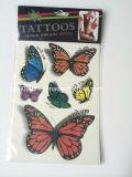 Art Body Temporary Tattoo Sticker (15*21cm)