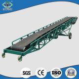 Concrete Mobile Inclined Rubber Belt Conveyor (TD5091)