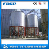 China Brand Grain Silo 500t for Sale Soybean Storage Silo