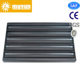 600*800*30mm Wave French Bread Bakery Tray with 6 Channels