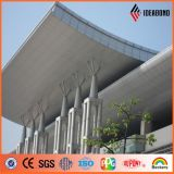 Ideabond Huaxia Ceramics City Competitive Price PVDF Aluminum Composite Panel