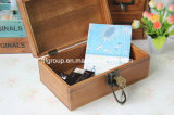New Style Customized Retro Wooden Gift Box for Packaging
