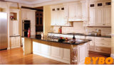 Classic Style Kitchen Furniture Solid Wood Kitchen Cabinet