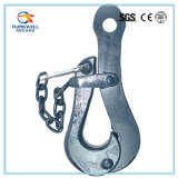 Hot Sale 1t-4t Eye Slip Hook with Link Chain