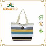 Fashion Lady Shopping Handbag Shoulder Canvas Bag Tote Purse Messenger