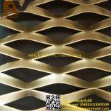 PVC Coated Aluminum Diamond Expanded Metal Mesh