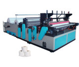 Full Automatic Embossing and Rewinding Toilet Paper Machine