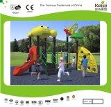 Kaiqi Cute Animal Seriec Slide Set for Children′s Playground (KQ35053A)