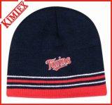 Unisex Customized Acrylic Promotion Jacquard Knitted Hat