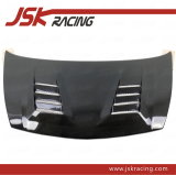 Carbon Fiber with 8 Hole Hood for 2006-2009 Honda Civic Fd2 (JSK121024)
