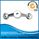 Durable Stainless Spider Glass Window Connector for Europe