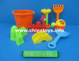 Educational Toys Kids Gift Plastic Model DIY Beach Toys (987407)
