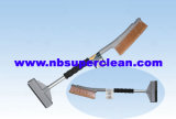 Soft Snow Brush with Rubber Scraper (CN2222)
