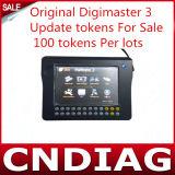 Original Digimaster 3 Update Tokens for Sale 100 Tokens Per Lots