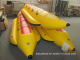 Liya Inflatable PVC Banana Boat 3 Persons