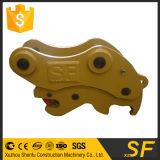 Excavator Parts Double Safe Pin Quick Coupler