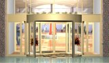 Shopping Mall Use Customer Dimensions Designed Automatic Revolving Door