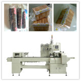 Cookie on Edge Packing Machine with Feeder