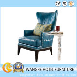 Solid Wood Foot Material Modern Stool Leather Leisure Furniture