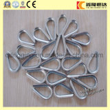 Electric Galvanized Us Type Wire Rope Thimble