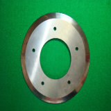 Tungsten Carbide Circular Slitting Blade for Corrugated Paper