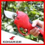 Koham Tools 24voltage Bypass Lithium Battery Secateurs Olive Trees Trimming Loppers Electrical Scissors Electricity Pruners Powered Handheld Pruning Shears