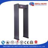 Door Frame Walk Through Metal Detector for Security Inspection
