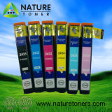 T2431-T2436 Compatible Ink Cartridge for Epson XP-750/850 (24XL)