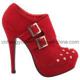 Ladies High Heel Shoes (S130-837-2)