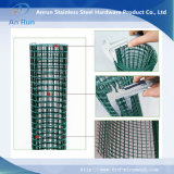 Stainless Steel Welded Wire Mesh / PVC Coated Weld Wire Mesh