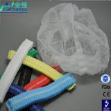 Cleanroom Nonwoven Disposable Elastic Hair Net