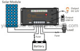 12V/24V 10A MPPT Solar Controller for Solar Panel System