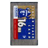 Linear 16MB PCMCIA Flash Card PC Card Flash Memory Card