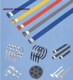 Self-Locking Stainless Steel Cable Ties-Ss304/316
