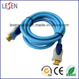 High Speed HDMI Cable, Double Color Mold