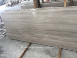 Light Grey Wood Marble Slabs
