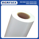 Polymeric Self Adhesive Vinyl White Glossy 80mic